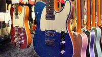 NAMM 2014 : MusicRadar vous offre le stand de guitares Fender Custom Shop en images