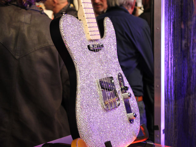 Fender Diamond Topped Telecaster