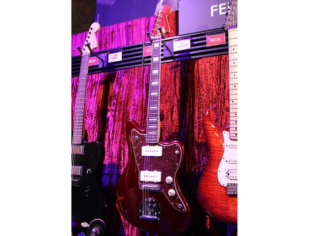 Fender  Troy Van Leeuwen Jazzmaster full
