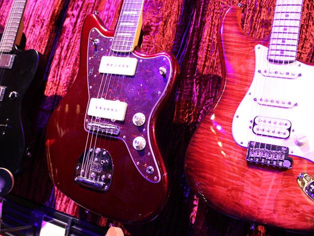 NAMM 2014: Le stand Fender en images