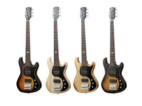 Gibson 2014 bass line-up revealed