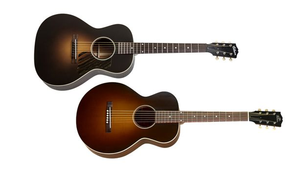 Gibson unveils two new 2014 acoustics