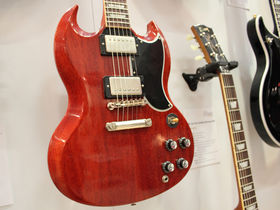 NAMM 2014: Gibson Custom Shop stand in pictures
