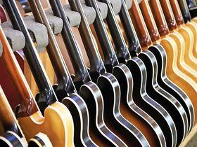 Gibson Memphis factory tour