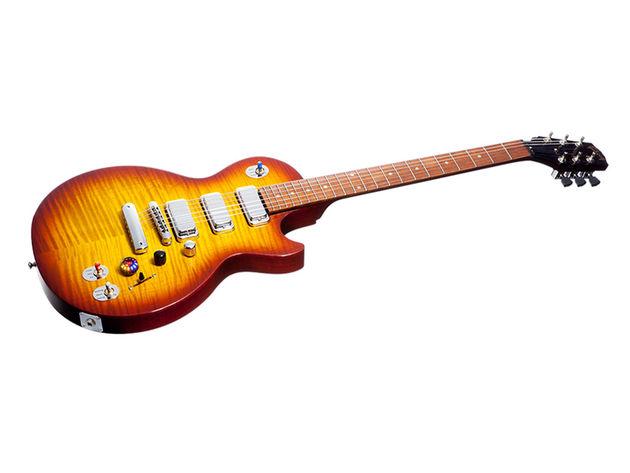 Gibson dévoile la LPX