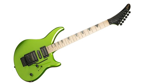 La M-III couleur Electric Lime