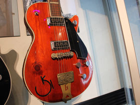 NAMM 2014: Gretsch Custom Shop stand in pictures