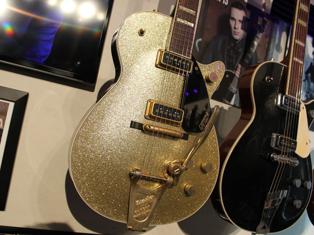 '55 Jet Relic Gold Sparkle