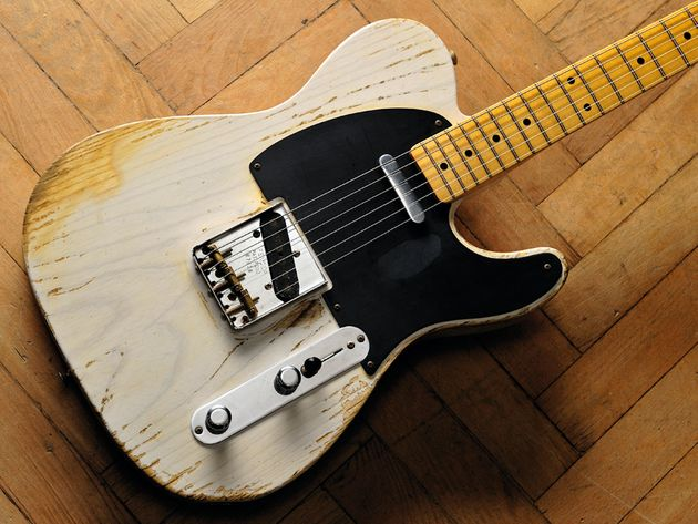 Fender Nocaster Relic