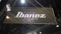 Musikmesse 2014: Ibanez stand