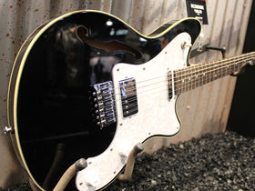 NAMM 2014: Ibanez stand in pictures