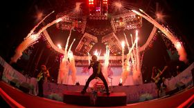 Iron Maiden and Metallica to co-headline Sonisphere