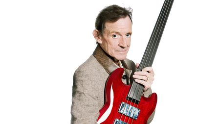 Jack Bruce talks beloved basses and Mr Baker...