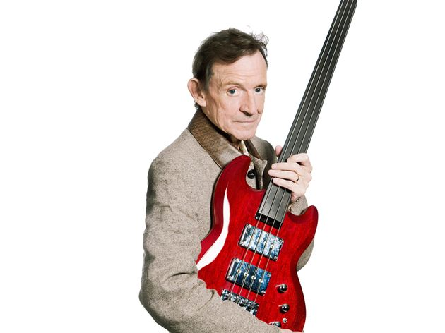 Jack Bruce talks beloved basses, Baker and blowing speakers