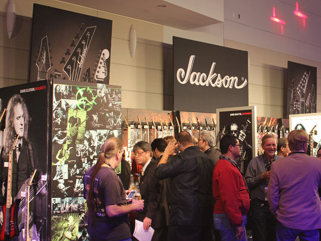 Le stand Jackson