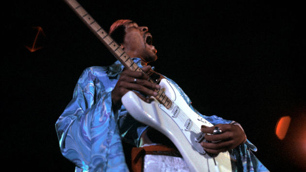 Jimi wasn't the only player to pick up a Strat in the 1960s...