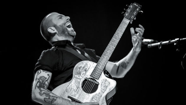 You could win a guitar lesson with Jon Gomm as part of the overall Lowden competition main winner's prize