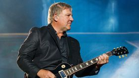 Alex Lifeson talks Clockwork Angels