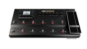 Line 6 introduces Pod HD500X