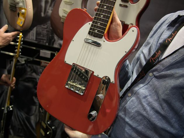 Musikmesse 2014: new American Vintage finishes revealed