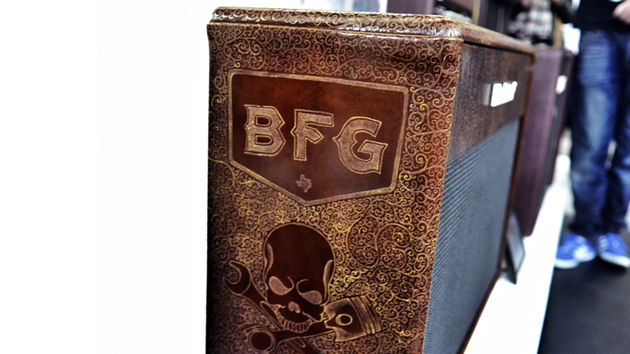 BFG indeed. Nice.