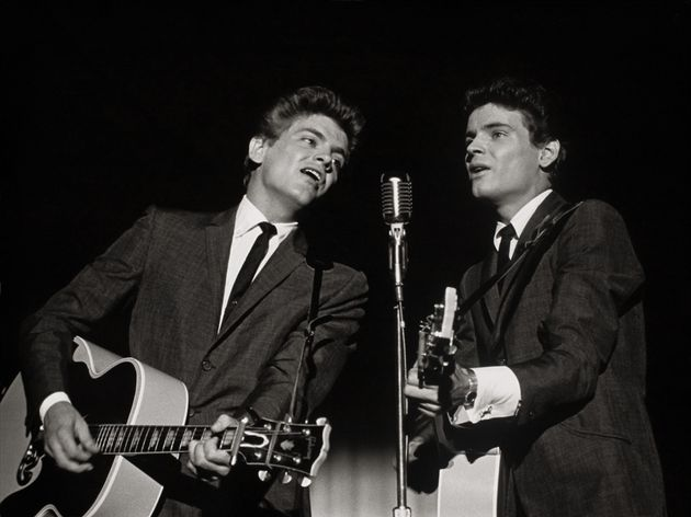 Crying In The Rain - The Everly Brothers
