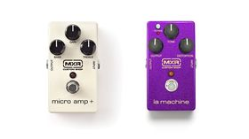 MXR unveils two new MXR Custom Shop pedals