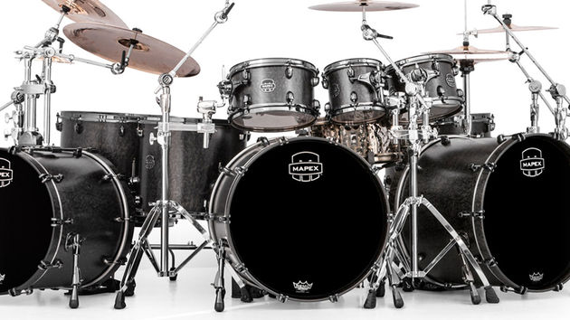 We check out Mapex's Saturn Series and Falcon hardware
