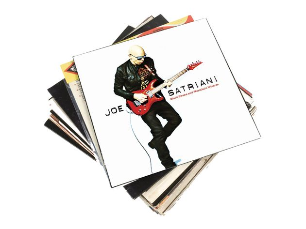 Joe Satriani - Black Swans And Wormhole Wizards (2010)