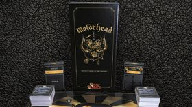 Motörhead releases Rock Science board game