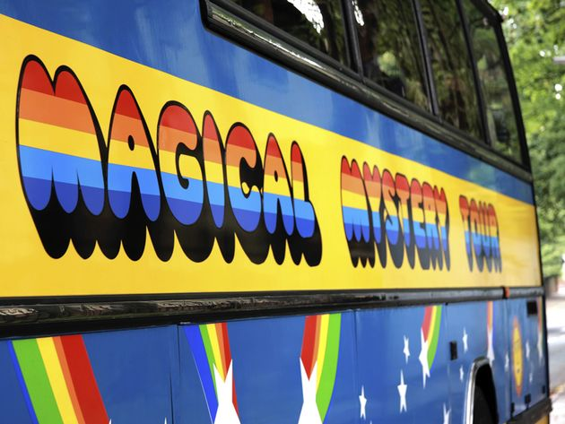 Magical Mystery Tour and I'm The Urban Spaceman