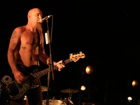 Nick Oliveri talks Kyuss, QOTSA and Josh Homme