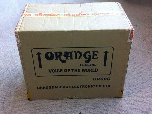 Orange CR60C