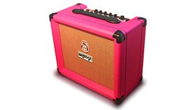 Orange to auction pink amp for charity