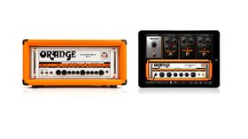 AmpliTube Orange released for iOS devices