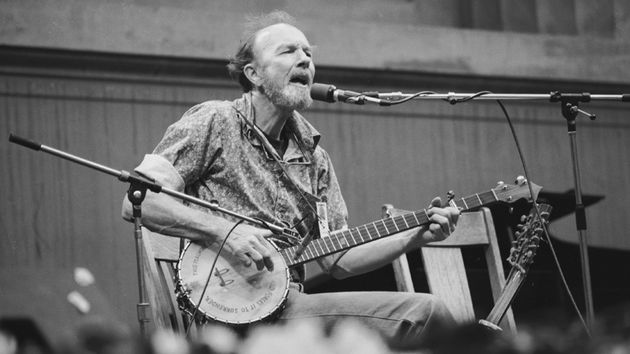 The 'father of American folk' has passed away in New York