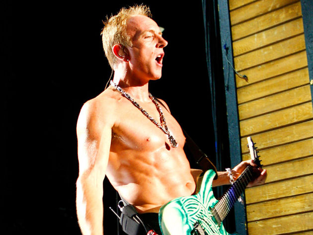 Phil Collen talks three decades of the Jackson Soloist