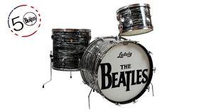 Ringo's Ed Sullivan kit