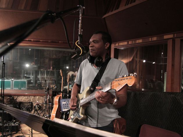 Robert Cray hints at a new signature Strat