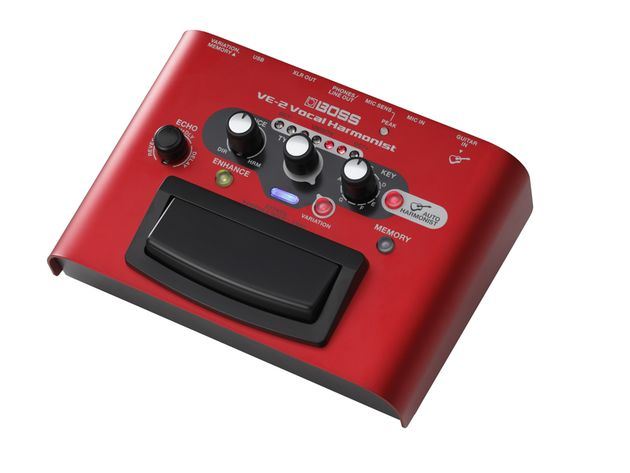 VE-2 Vocal Harmonist