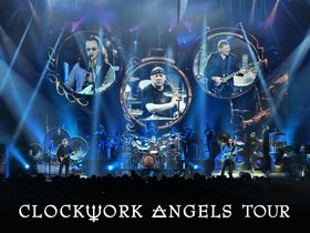 Video exclusive: Rush Clockwork Angels Tour Live