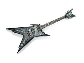 9 scary-looking guitars