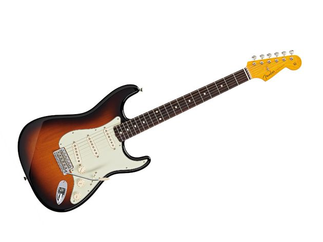 Fender Classic Series'60s Stratocaster Lacquer