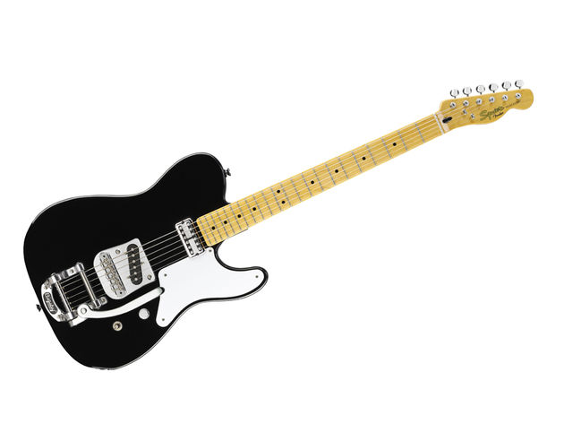 Squier rolls out new models