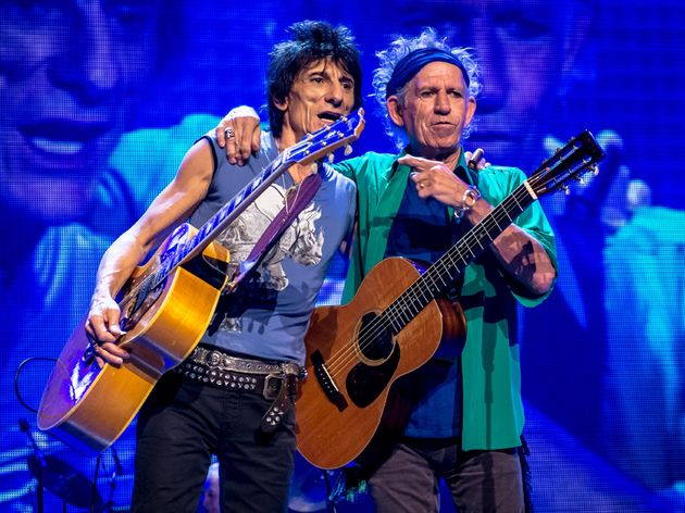 Keith Richards/Ronnie Wood