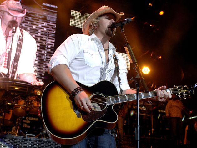 Toby Keith $65m