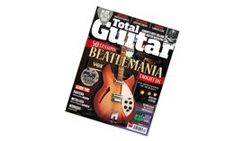 Total Guitar: 50 Guitar Lessons Beatlemania Taught Us out now!