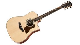 NAMM 2014: Taylor revamps 800 series