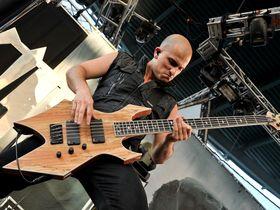 Trivium's Paolo Gregoletto talks Vengeance Falls