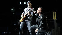 Bono and The Edge join Fender board of directors